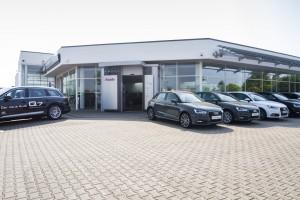 Herzlich Willkommen bei Audi Gotha